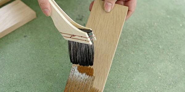 ワトコ社 ワトコオイル浸透性木材用塗料 エボニー 200ML W-10