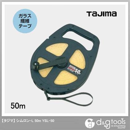 【送料無料】TJMデザイン(タジマ) シムロン−L幅13mm/長さ50m/張力20N YSL-50