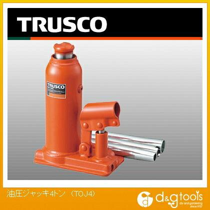 トラスコ(TRUSCO) 油圧ジャッキ4トン 156 x 93 x 249 mm