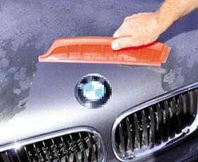 ジェリーブレード Jelly Blade 洗車後の水滴除去に