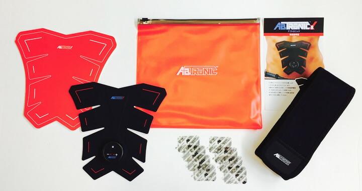 アブトロニックX8 アブトロニックの最新モデル エイトパック
