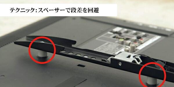 壁裏センサーを使用して壁裏柱の位置を確定