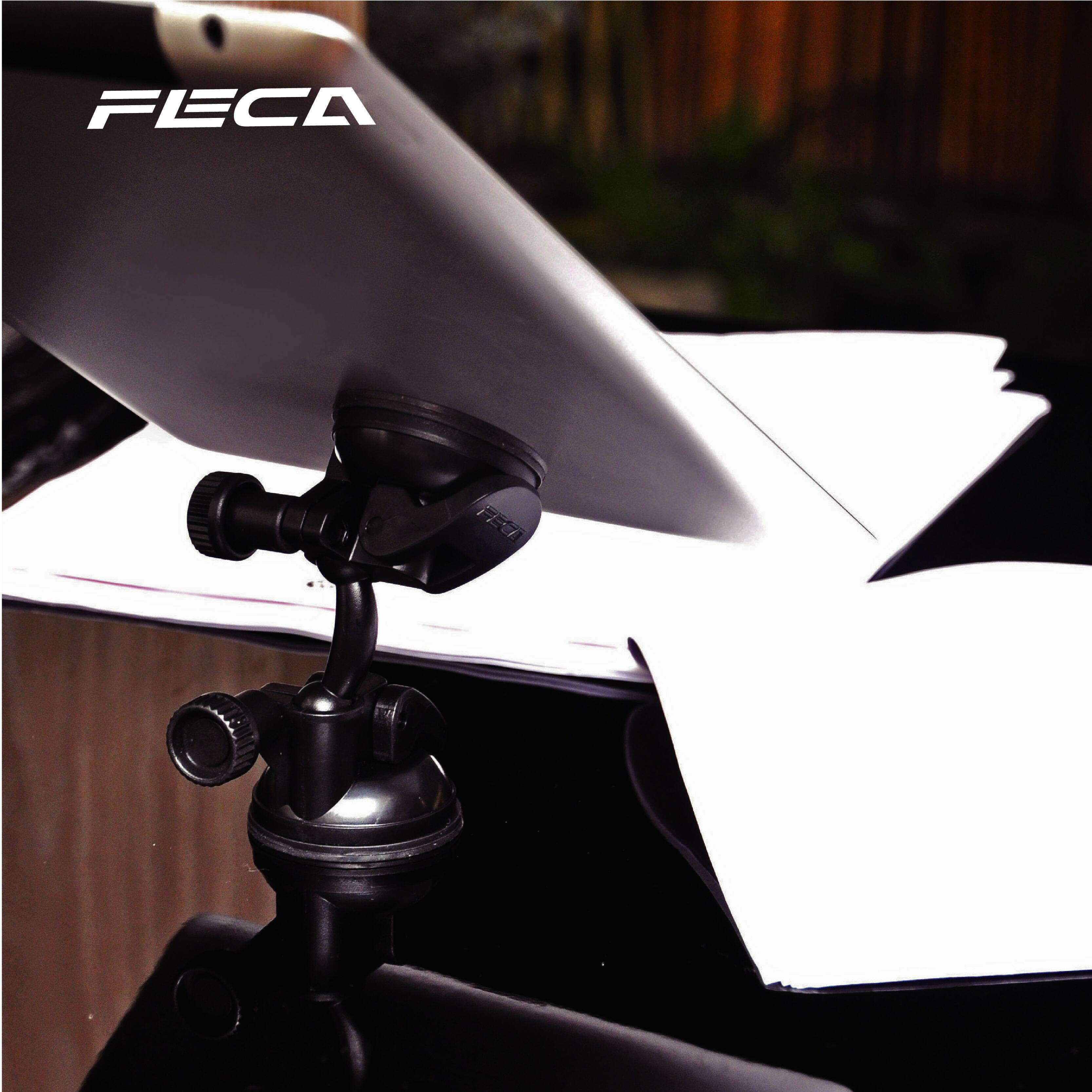 吸盤式ホルダー スマホ タブレット ナビゲーション 360度回転可能【FECA】【台湾直送】