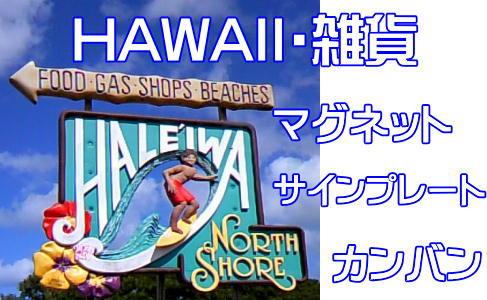 HAWAII 雑貨