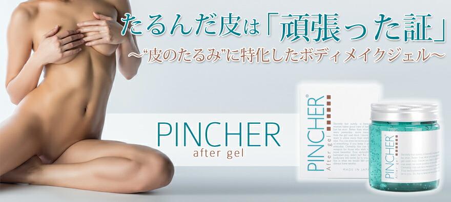 PINCHER after gel