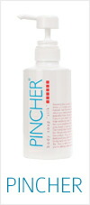 "PINCHER body soap ""silk"""