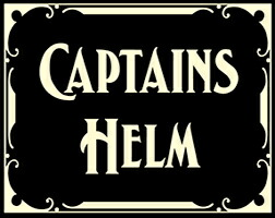 CAPTAINS HELM ALL ITEMS