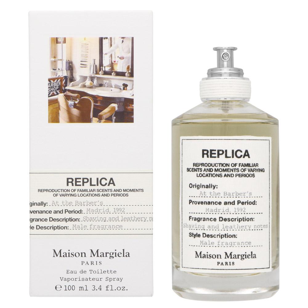 メゾン マルジェラ Maison Margiela レプリカ アット ザ バーバー オードトワレ 100mL