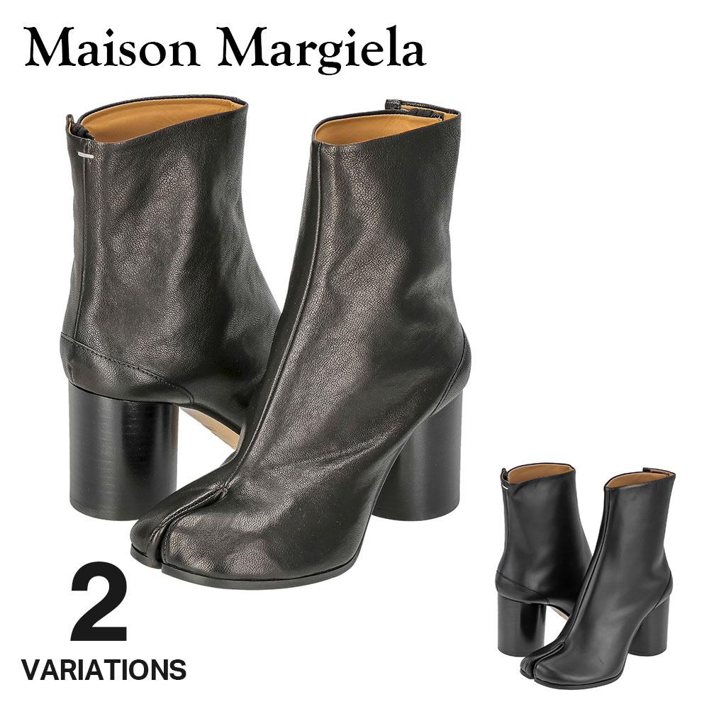 メゾン マルジェラ MAISON MARGIELA ブーツ レディース シューズ Tabi タビブーツ 足袋ブーツ レザーブーツ
