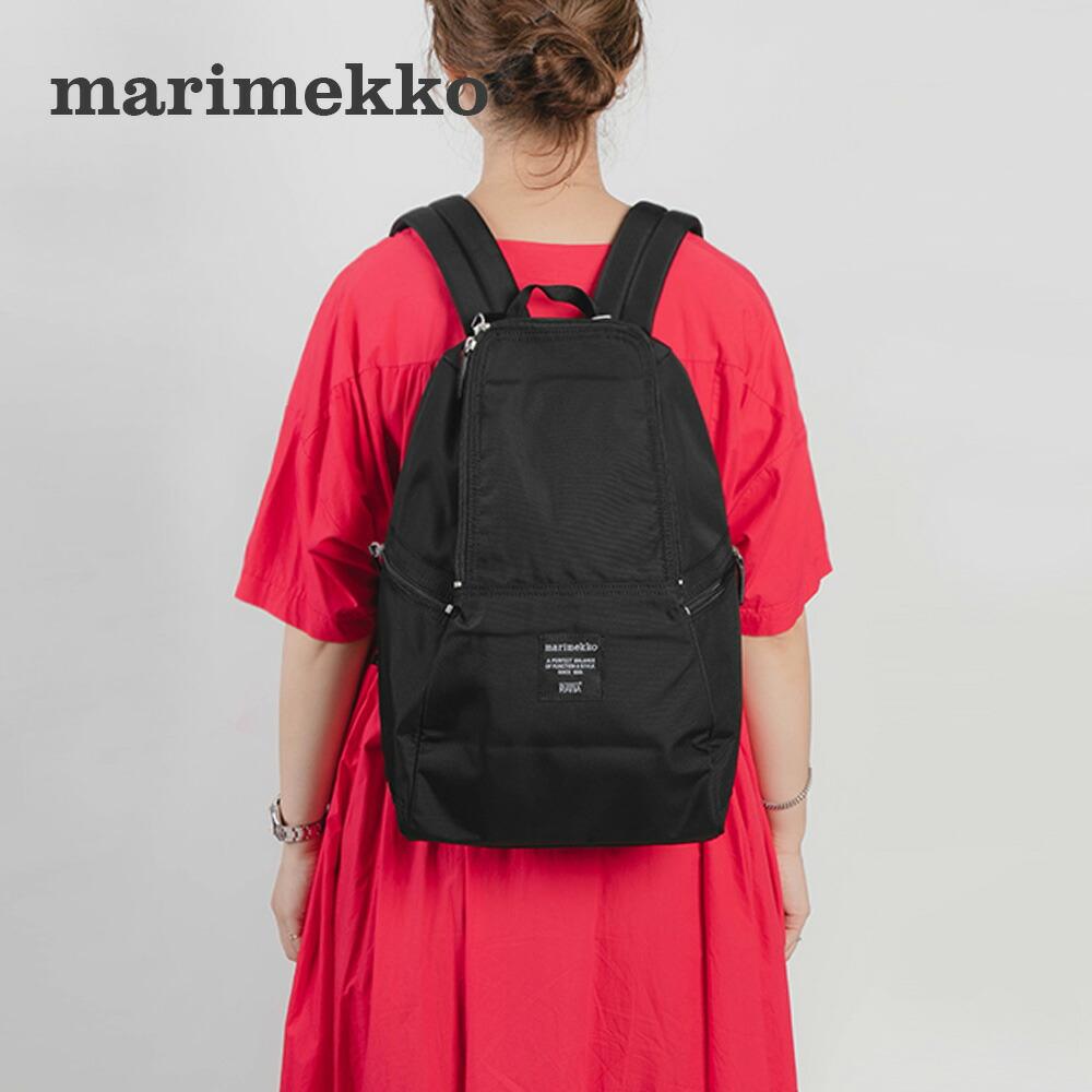 マリメッコ Marimekko リュック METRO リュックサック