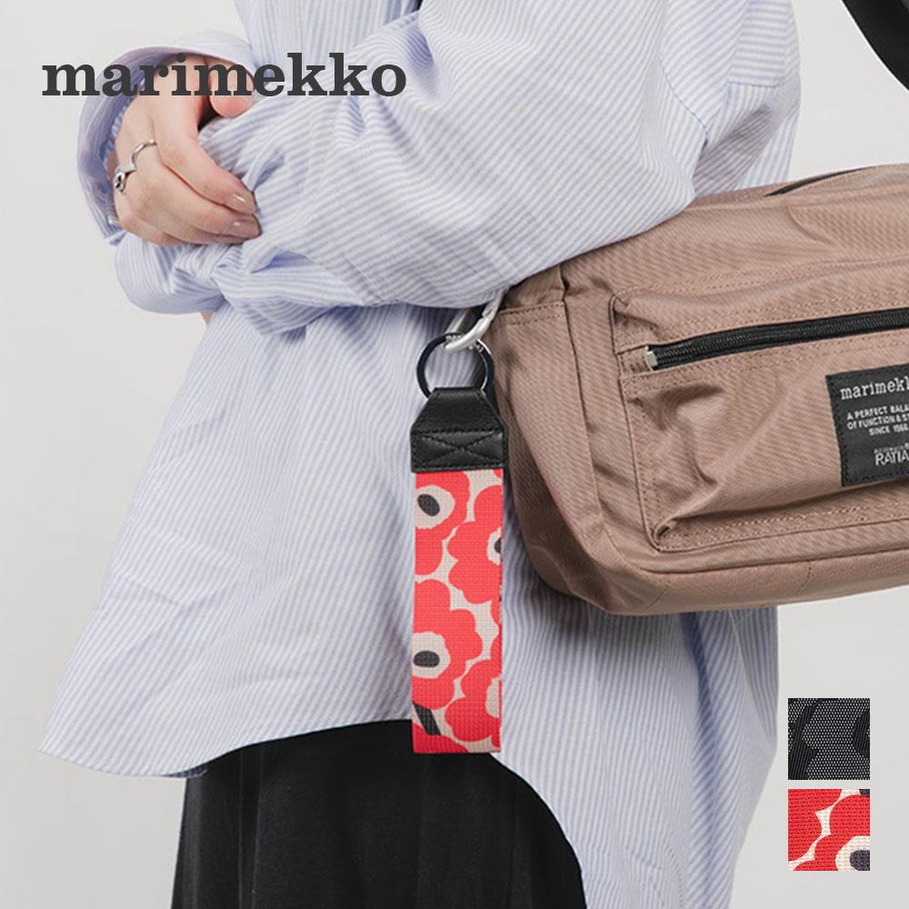 マリメッコ Marimekko キーリング JOUKKIO UNIKKO キーホルダー キーチェーン