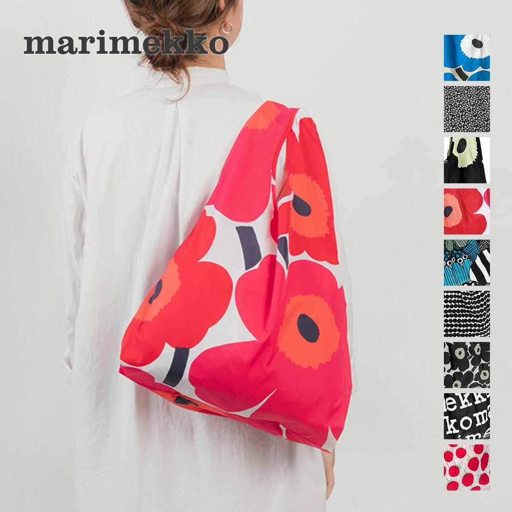 マリメッコ Marimekko トートバッグ SMARTBAG MANSIKKA 49698