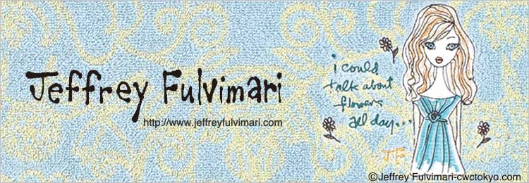 Jeffrey Fulvimari(ジェフリー・フルビマーリ)