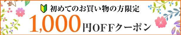 初めて1000円