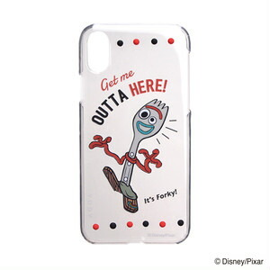 TOY STORY4 Carnival iPhone Case フォーキー : Forky iPhoneX XSケース