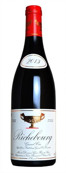 リシュブール グラン・クリュ 2013年 ドメーヌ・グロ・フレール・エ・フィス 750ml (フランス ブルゴーニュ 赤ワイン)
