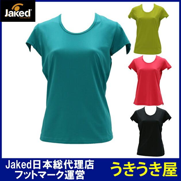 Jaked ジャケッド レディース AIRY Tシャツ 1210124