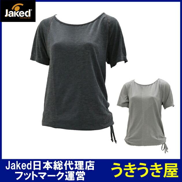 Jaked ジャケッド レディース SEAMLESS Tシャツ 1210125