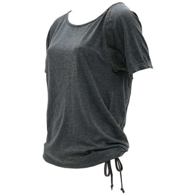 Jaked ジャケッド レディース SEAMLESS Tシャツ 1210125 サイド