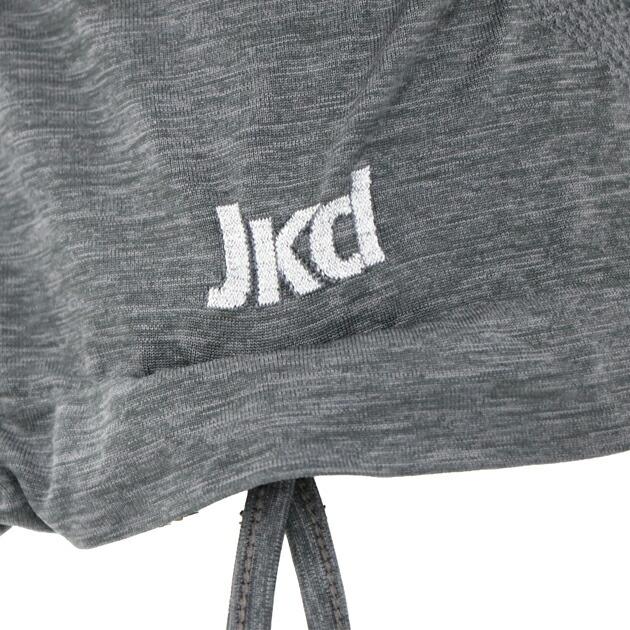 Jaked ジャケッド レディース SEAMLESS Tシャツ 1210125 刺繍