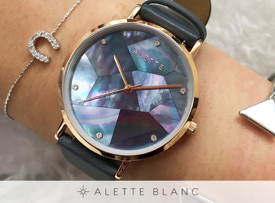 ALETTE BLANC/アレットブラン
