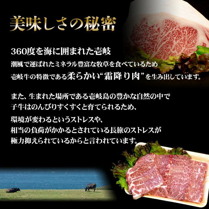 壱岐牛ブランドお肉