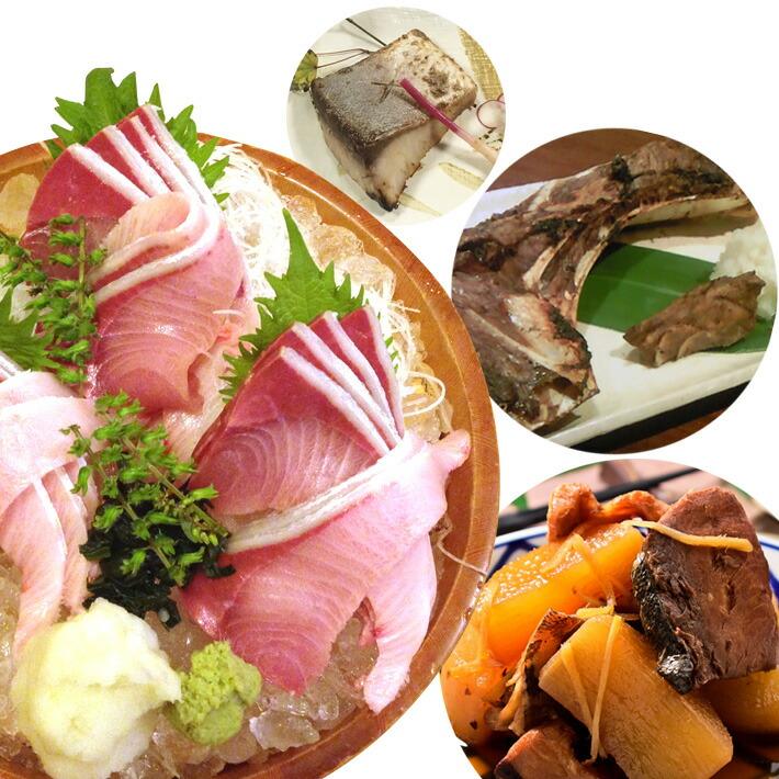 壱岐産 天然寒ブリの料理1