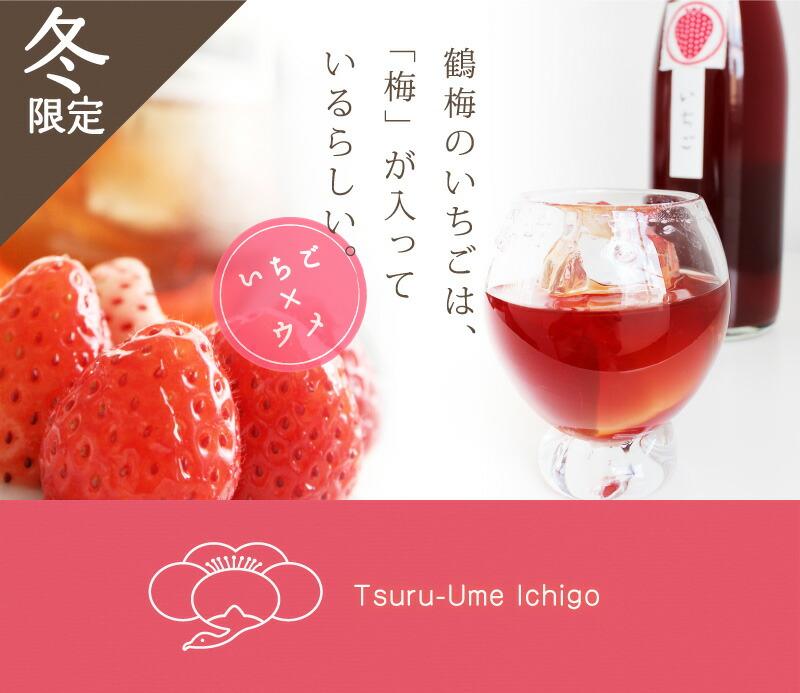 鶴梅 いちご