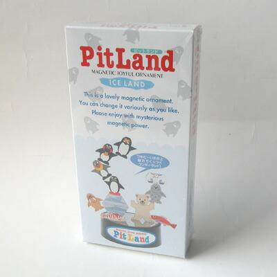 ピットランド PitLand 氷の国