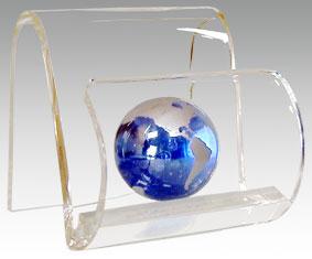 マー  ブルスタンド地球儀