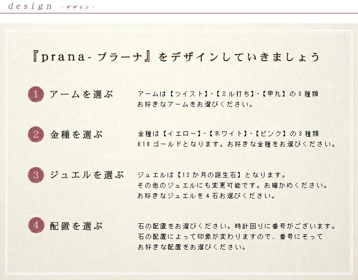 『prana』をデザインしていきましょう