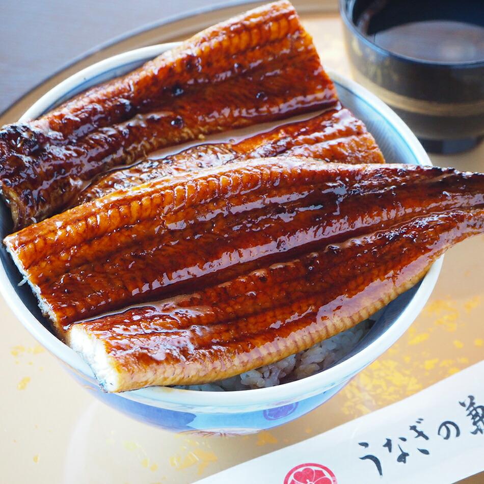 うなぎの兼光『三河産うなぎ蒲焼き 特大サイズ 500g(3尾)』