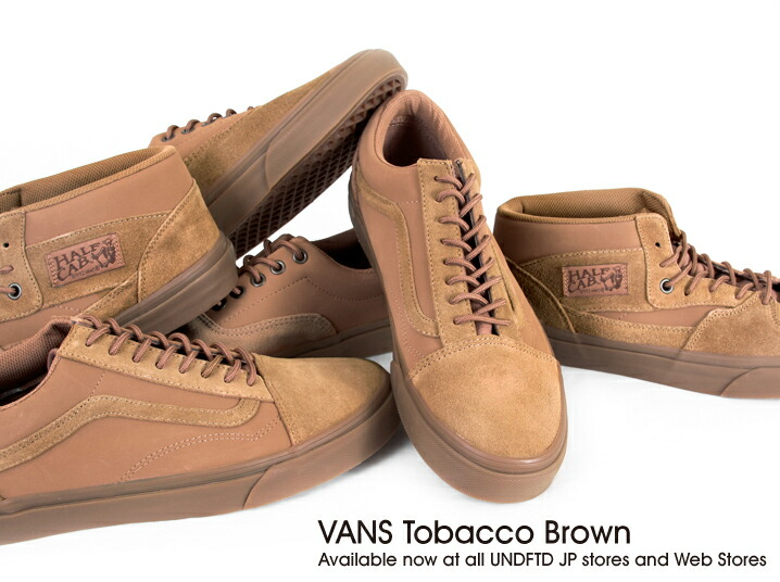 vans era tobacco