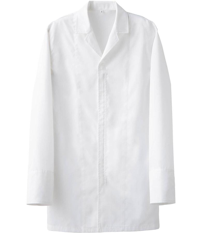 高衛生白衣 男女兼用 コート AA201 ツイル セブンユニフォーム