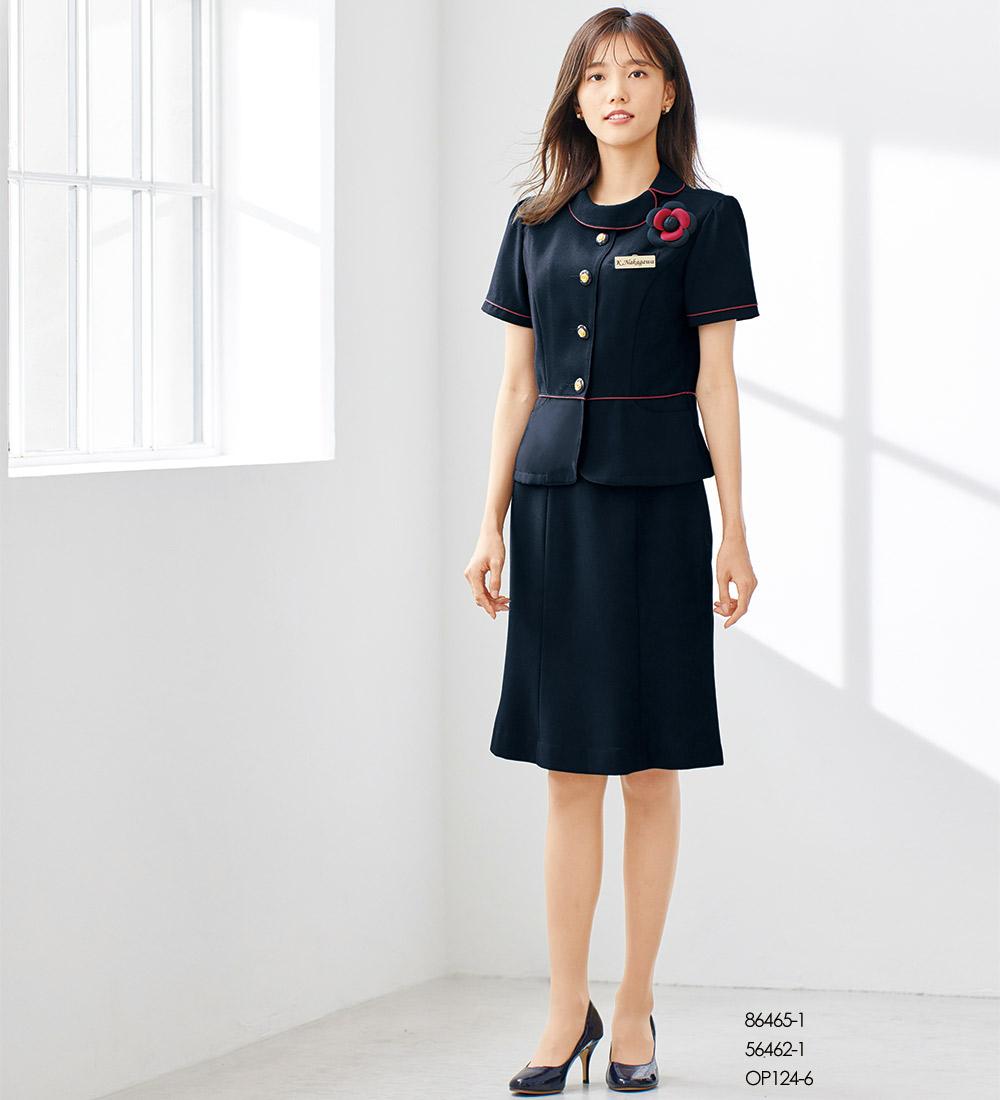 春夏マーメイドスカート56462プレシャスライン/アンジョア
