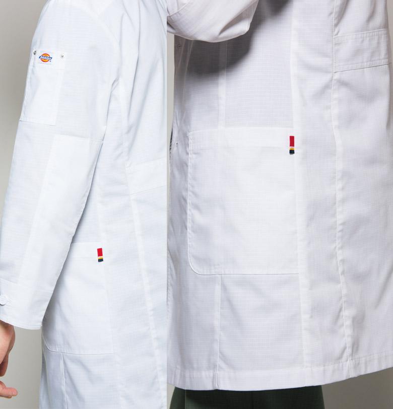 メンズ長袖シングルコート1537PRフォークFOLK