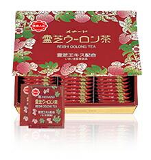 メナード 霊芝ウーロン茶(75袋入)