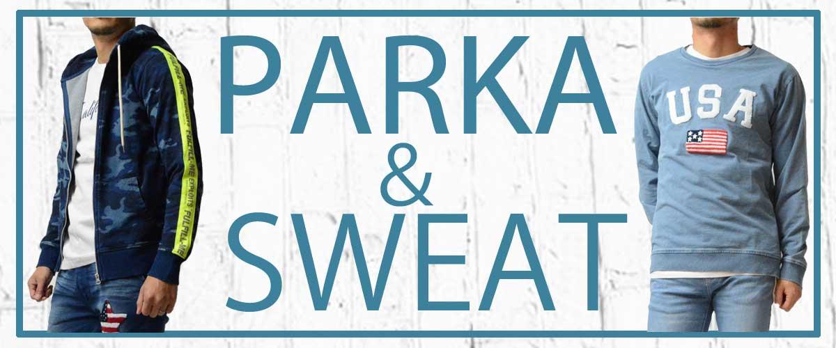 PARKA&SWEAT