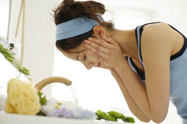 シットリツルツル潤う洗顔