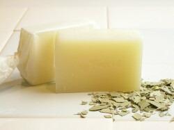 手作り固形石鹸「ユーカリ」