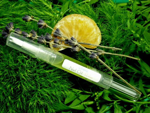 オーガニック化粧品手作り石鹸アンティアンネイルオイルリラックス写真1