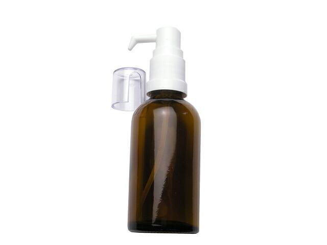 オーガニック化粧品手作り無添加石鹸アンティアンオイルポンプ2写真