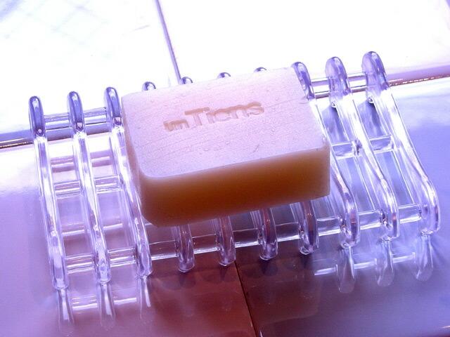 石鹸置き アンティアン ソープサーバー(塩ビ製)