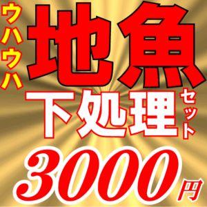 3000下処理