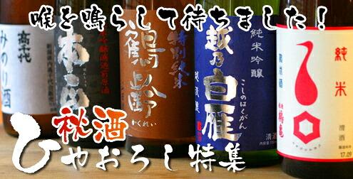 幻の酒 亀の翁&蔵元自慢の逸品セット 6,810円(税抜)〜></a></td>       <td align=