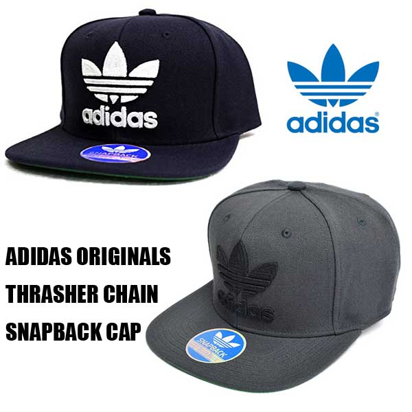adff17bf2cb outdoor and street Upplus  Adidas ORIGINALS THRASHER CHAIN SNAPBACK ...