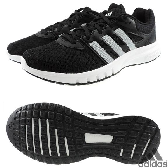 adidas Galaxy 2 AF6686 アディダス ランニングシューズ メンズ スニーカー 男性用 運動靴 部活 通学