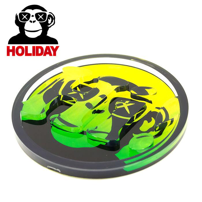 スノボー デッキパッド HOLIDAY 滑り止め 猿 サル スノーボード HI! STOMP PAD デッキパット ホリデー