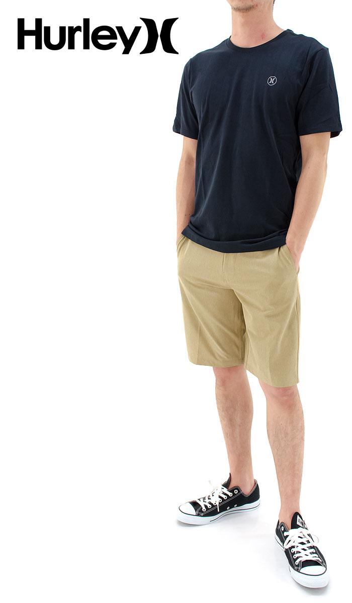 【セール】ハーレー Tシャツ Hurley 半袖Tシャツ Tシャツ クルーネック カットソー MTS0016300