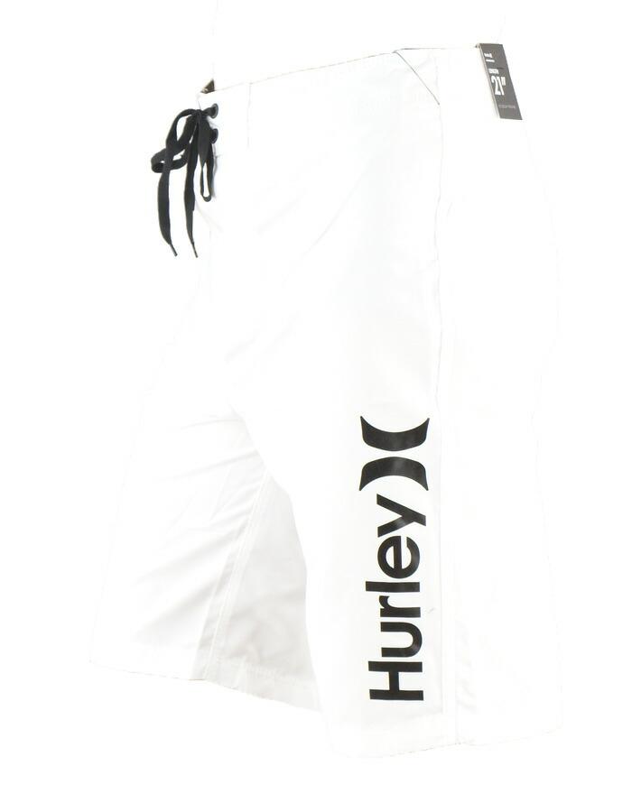 HURLEY ハーレー メンズ 水着 サーフパンツ 単色 ロゴ トランクス Hurley ONE&ONLY 2.0 board shorts